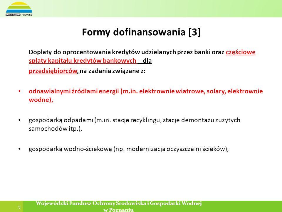 Formy dofinansowania [3]